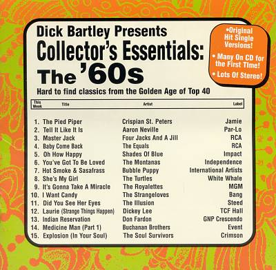 Dick Bartley Presents Collector's Essentials: The '60s