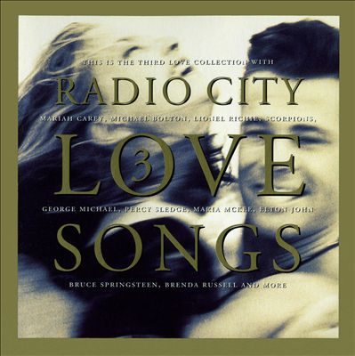 Radio City Love Songs, Vol. 3
