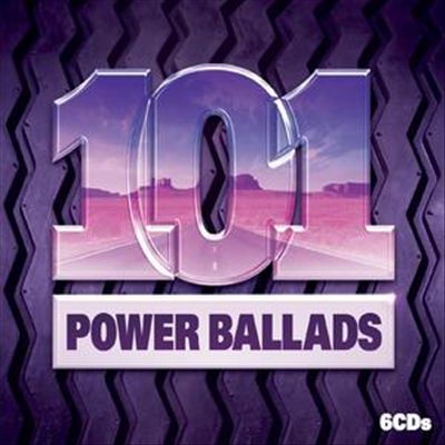 101 Power Ballads [EMI]