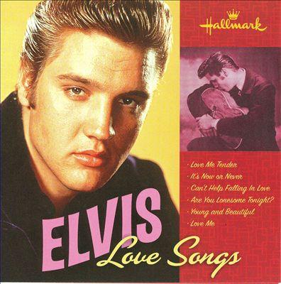 Elvis Love Songs [Hallmark]