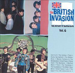 英国入侵:英国摇滚史,第6卷