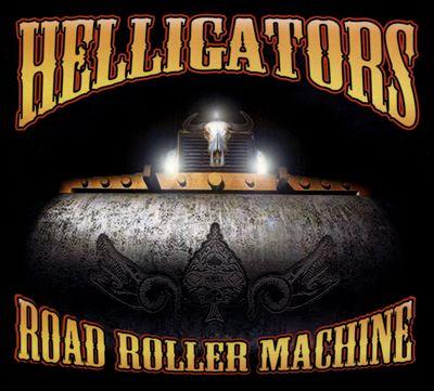 Road Roller Machine