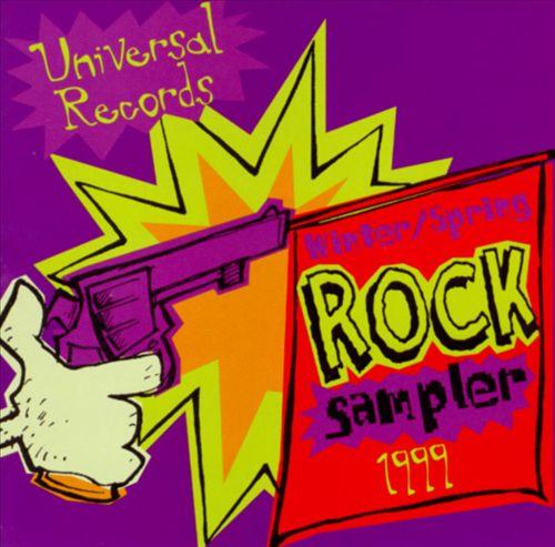 Universal Records Rock Sampler [1999]