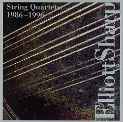 Elliot Sharp: String Quartets, 1986-1996