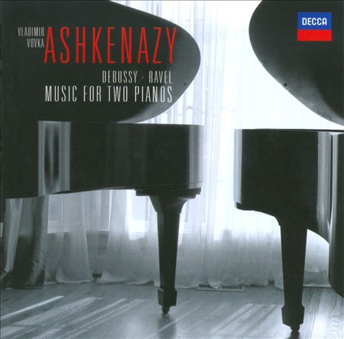 Debussy, Ravel: Music for Two Pianos
