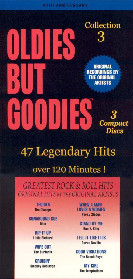 Oldies But Goodies, Vol. 7-9