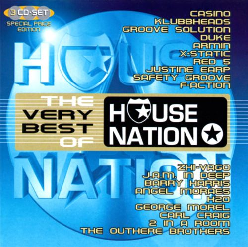 The Very Best of House Nation, Vol. 1