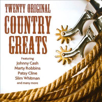 Twenty Original Country Greats