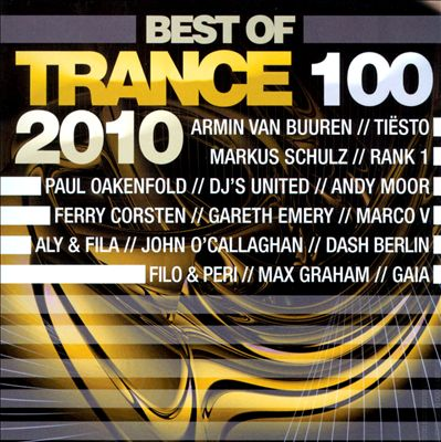 Best of Trance 100: 2010