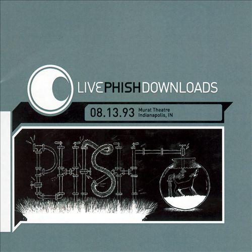 Live Phish: 8.13.93