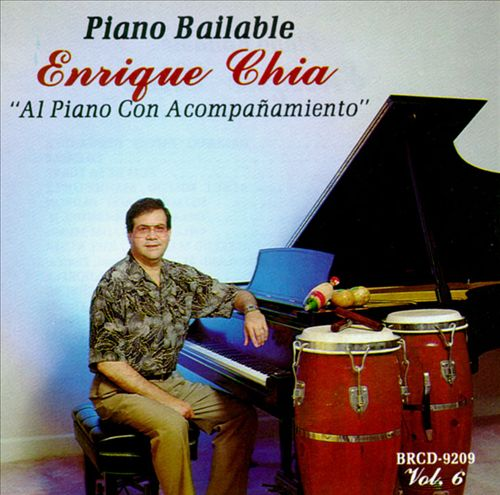 Piano Bailable: Al Piano Con Acompanamiento, Vol. 6