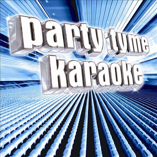 Party Tyme Karaoke: Pop Male Hits 3