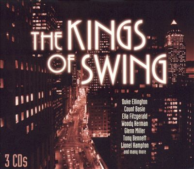 Kings of Swing [Sony Germany Box]