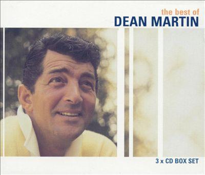 The Best of Dean Martin [EMI Box]