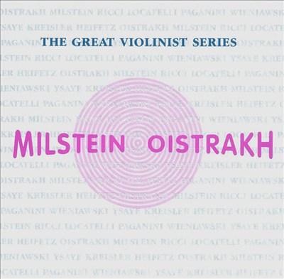 Milstein & Oistrakh
