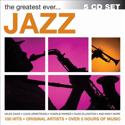 The Greatest Ever... Jazz