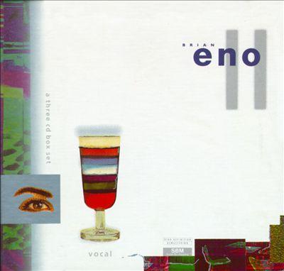 Eno Box II: Vocals
