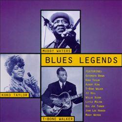 Blues Legends [Boxsets 1997]