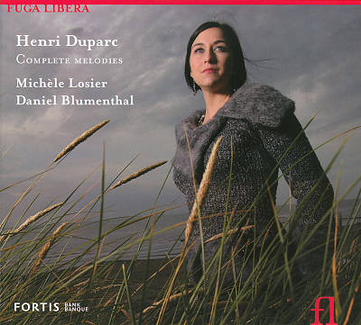 Henri Duparc: Complete Melodies