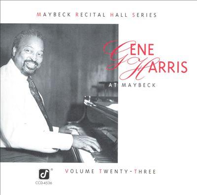 Live at Maybeck Recital Hall, Vol. 23