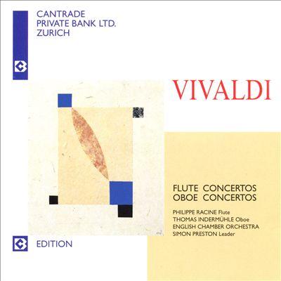 Vivaldi: Flute Concertos; Oboe Concertos
