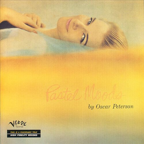 Pastel Moods by Oscar Peterson