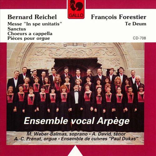 Bernard Reichel: Messe