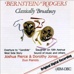 Bernstein/Rodgers: Classically Broadway