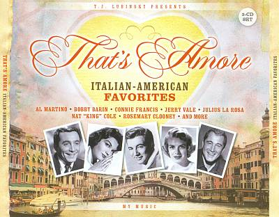 That's Amore: Italian American Favorites