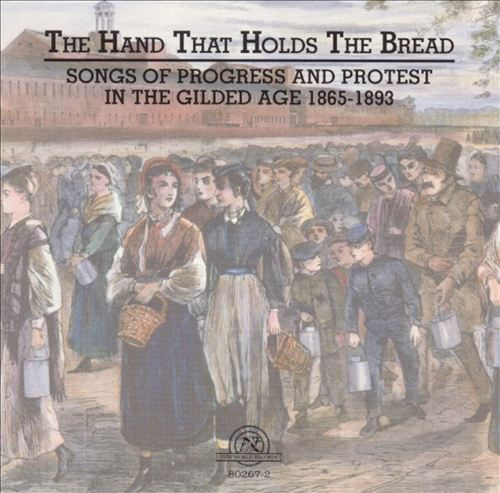 The Hand That Holds The Bread