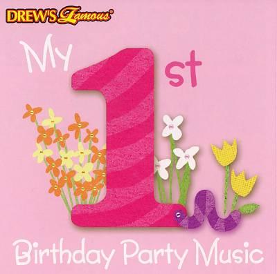 Drew's Famous Girls 1st Birthday Party