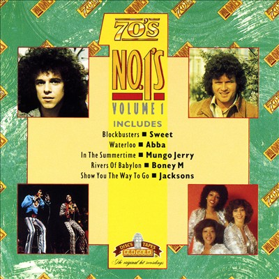 The Old Gold Collection: 70's Number Ones, Vol. 1