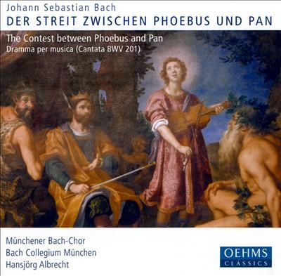 Bach: Der Streit zwischen Phoebus und Pan