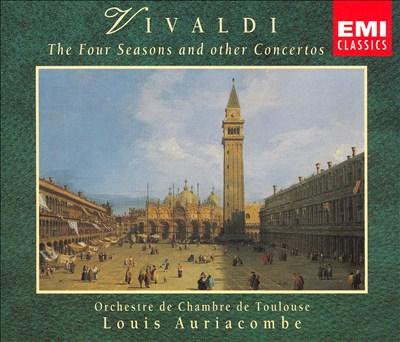 Antonio Vivaldi: The Four Seasons and other Concertos