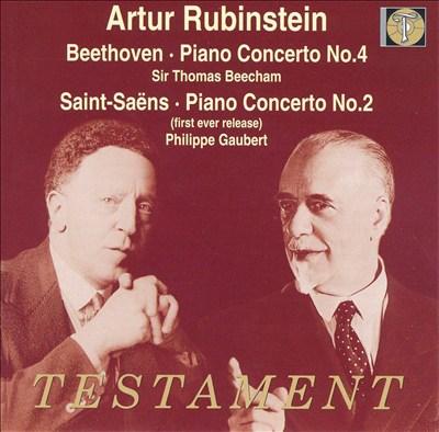 Beethoven, Saint-Saëns: Piano Concertos