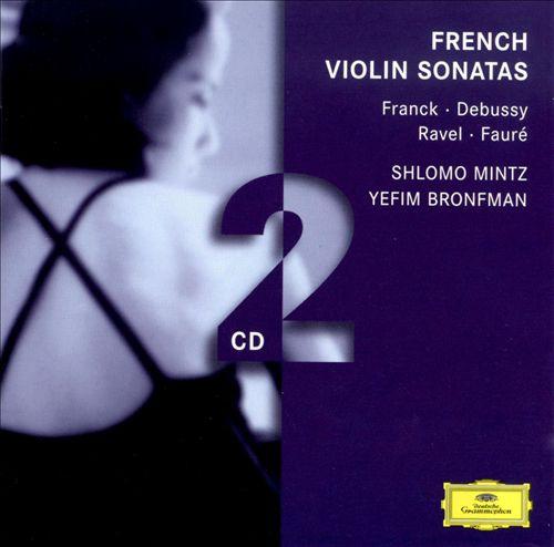 French: Violin Sonatas