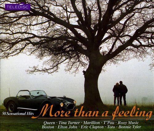 More Than a Feeling [Tellydisc]