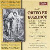 Christoph Willibald von Gluck: Orfeo ed Euridice