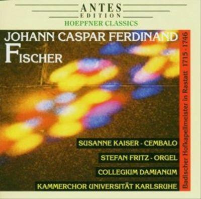 Johann Casper Ferdinand Fischer