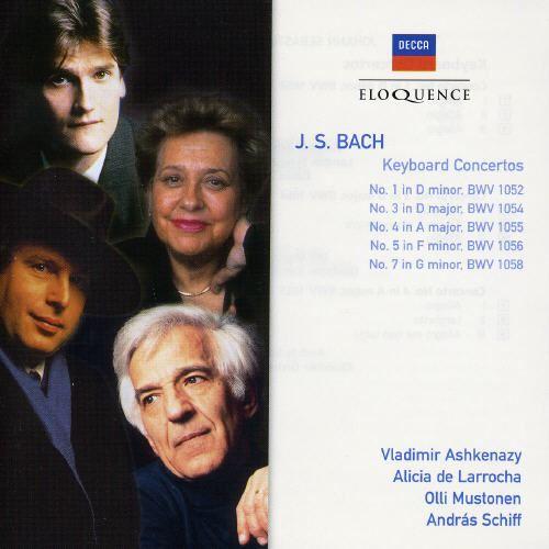 Bach: Keyboard Concertos [Australia]
