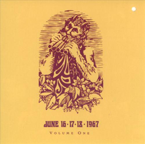 The Monterey International Pop Festival, June 16-17-18, 1967