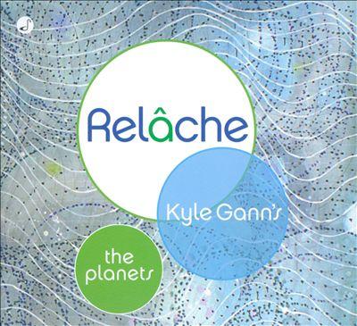 Kyle Gann's The Planets