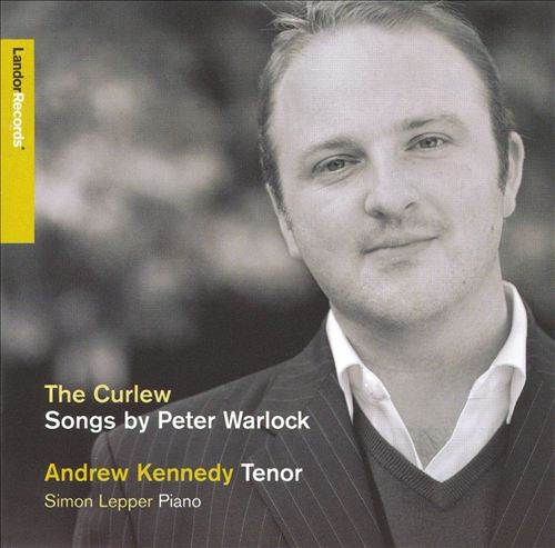 The Curlew: Songs by Peter Warlock