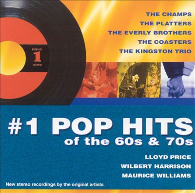 #1 Pop Hits of the 60s & 70s, Disc 1