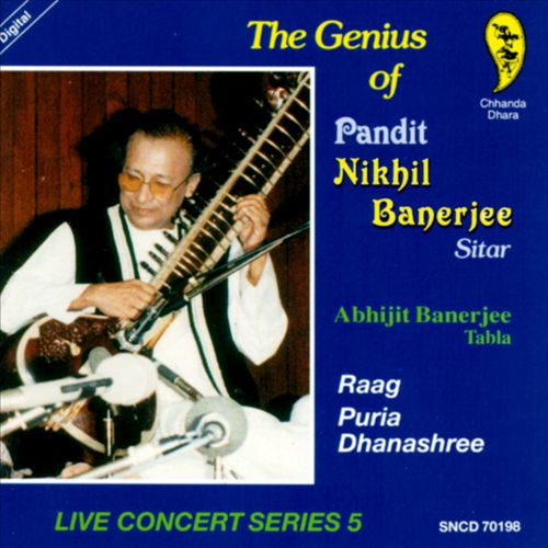Genius of Pandit Nikhil
