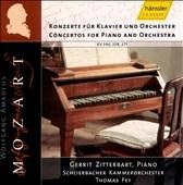 Mozart: Concertos for Piano & Orchestra, KV 246, 238, 271