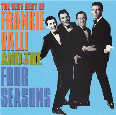 The Very Best of Frankie Valli & the Four Seasons [Rhino 2002]