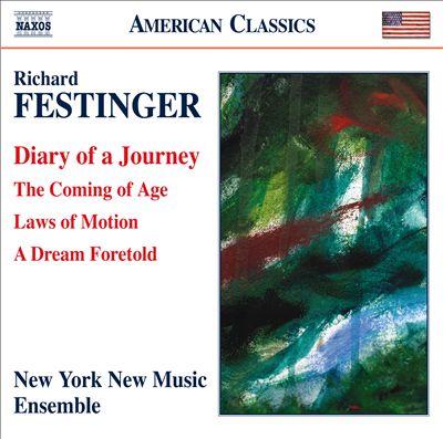 Richard Festinger: Diary of a Journey