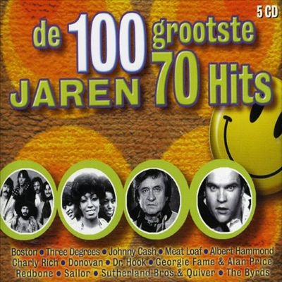 100 Biggest Hits from the 70's