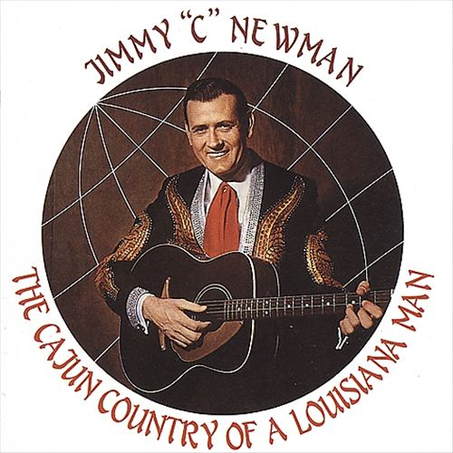 The Cajun Country Music of a Louisiana Man